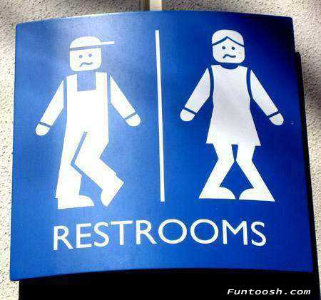 Funny Toilet Signs : I Wanna Smile See Story & Experience