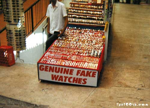 Pics Photos  Genuine Fake Watches Funny Pictures By Cool Fun Pics