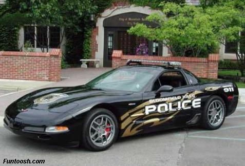 fast police cars, can move in high speed