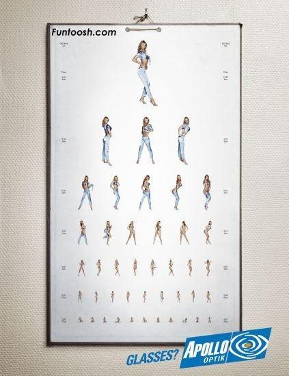 Eye Test for Men