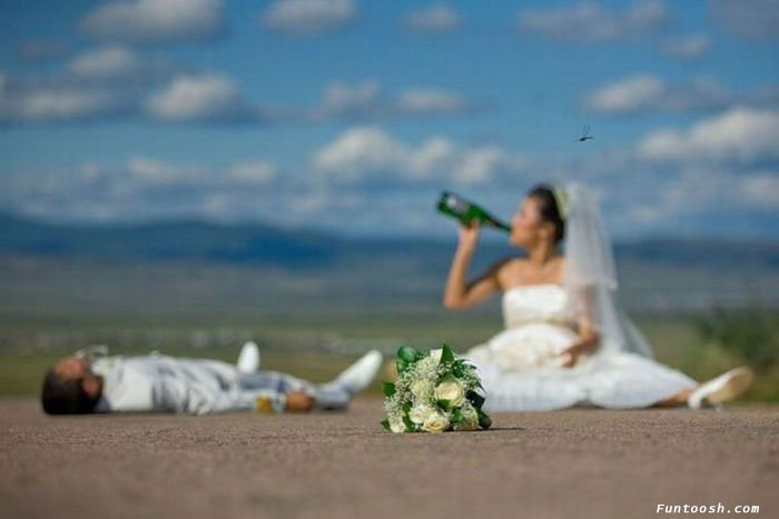 funny picture - finished after marriage